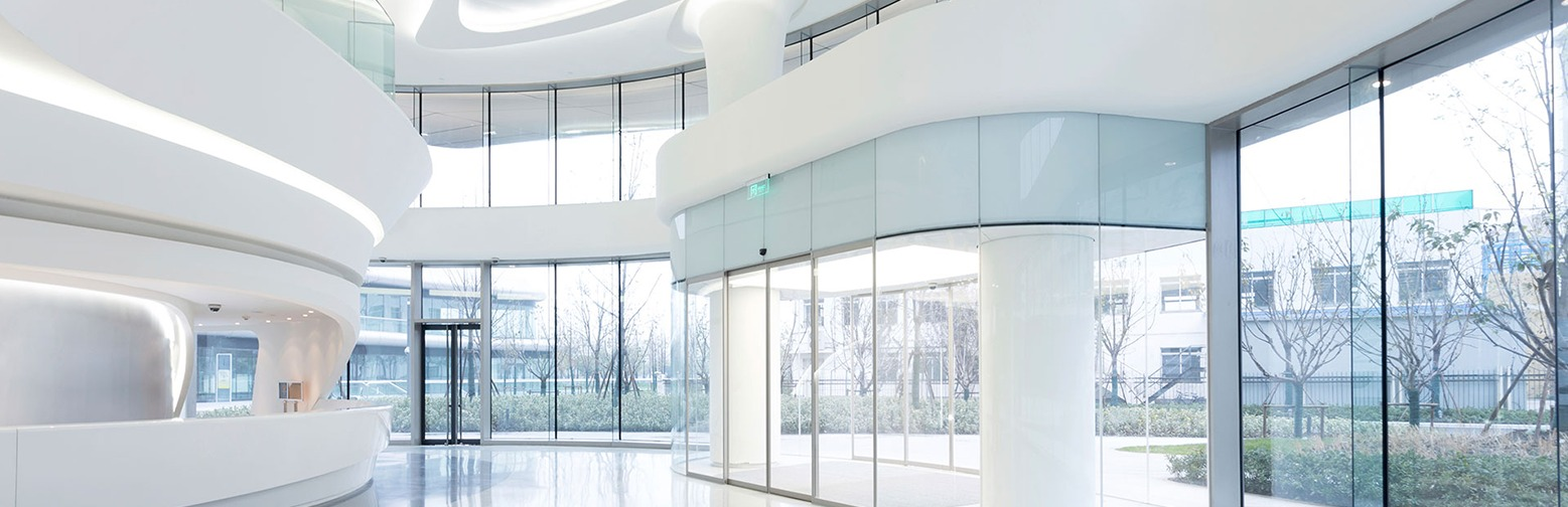commercial window applications